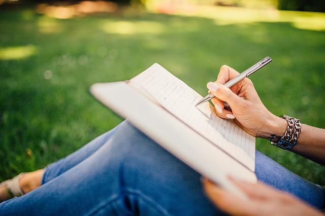 長い文章の書き方
